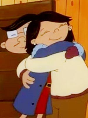 hey arnold3 - Hey Arnold Christmas