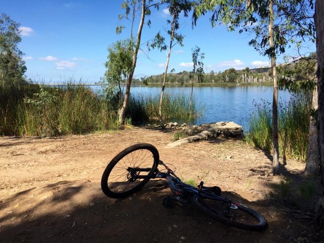 Papa-Sans Point at Miramar Lake