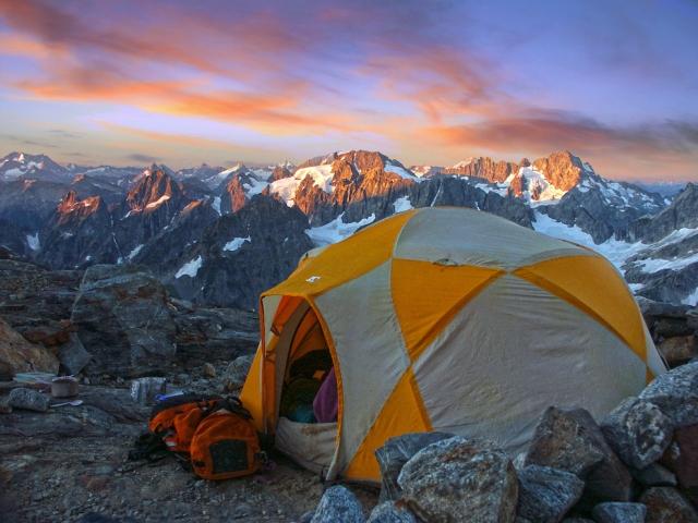 R-Camp alone