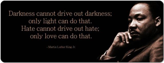 MLK alive